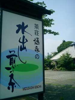 水出し煎茶好評発売中!!