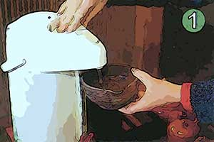 1. Use boiled water. When the water boils, open the kettle lid and continue boiling for 5 minutes.