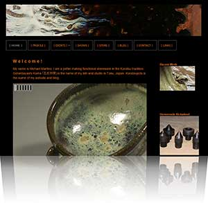 pottery of japan