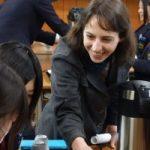 嬉野高校 「お茶の淹れ方教室」