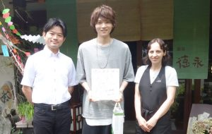 「古川雄輝帯你由日本(古川雄輝と日本の旅を楽しもう)・佐賀編」に当店が紹介されました。