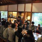 日本旅行業女性の会(JWTC)の皆様にうれしの茶をご紹介