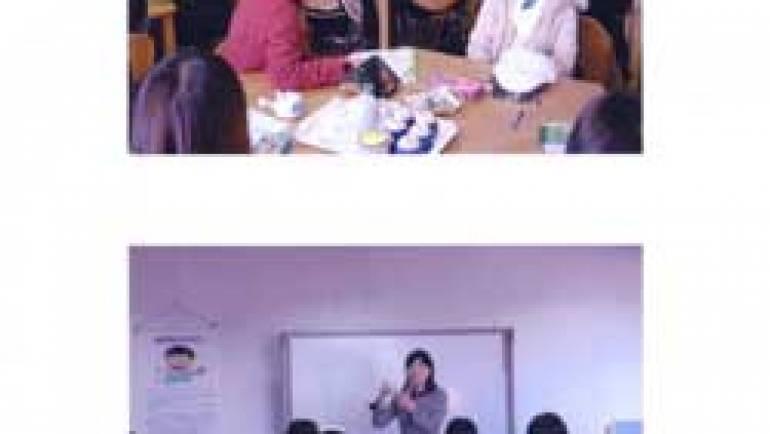佐賀女子短期大学 「フ-ドコーディネート」講座