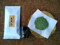 うれしの釜炒り抹茶