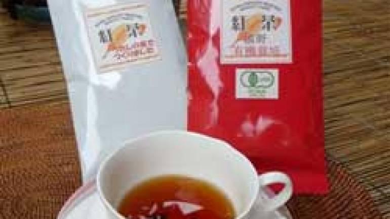 話題の《うれしの紅茶》は如何?