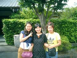 こちらは慶州からです。